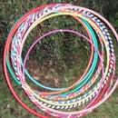 Hula hoop, UK style