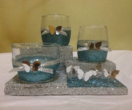 Sweet Little Candle Holders
