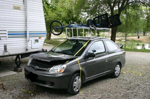 Picture of Pvc Roof Rack