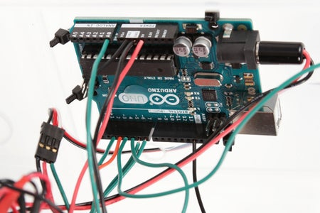 Connect the Arduino
