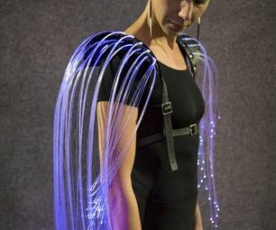 Fiber Optic Wings