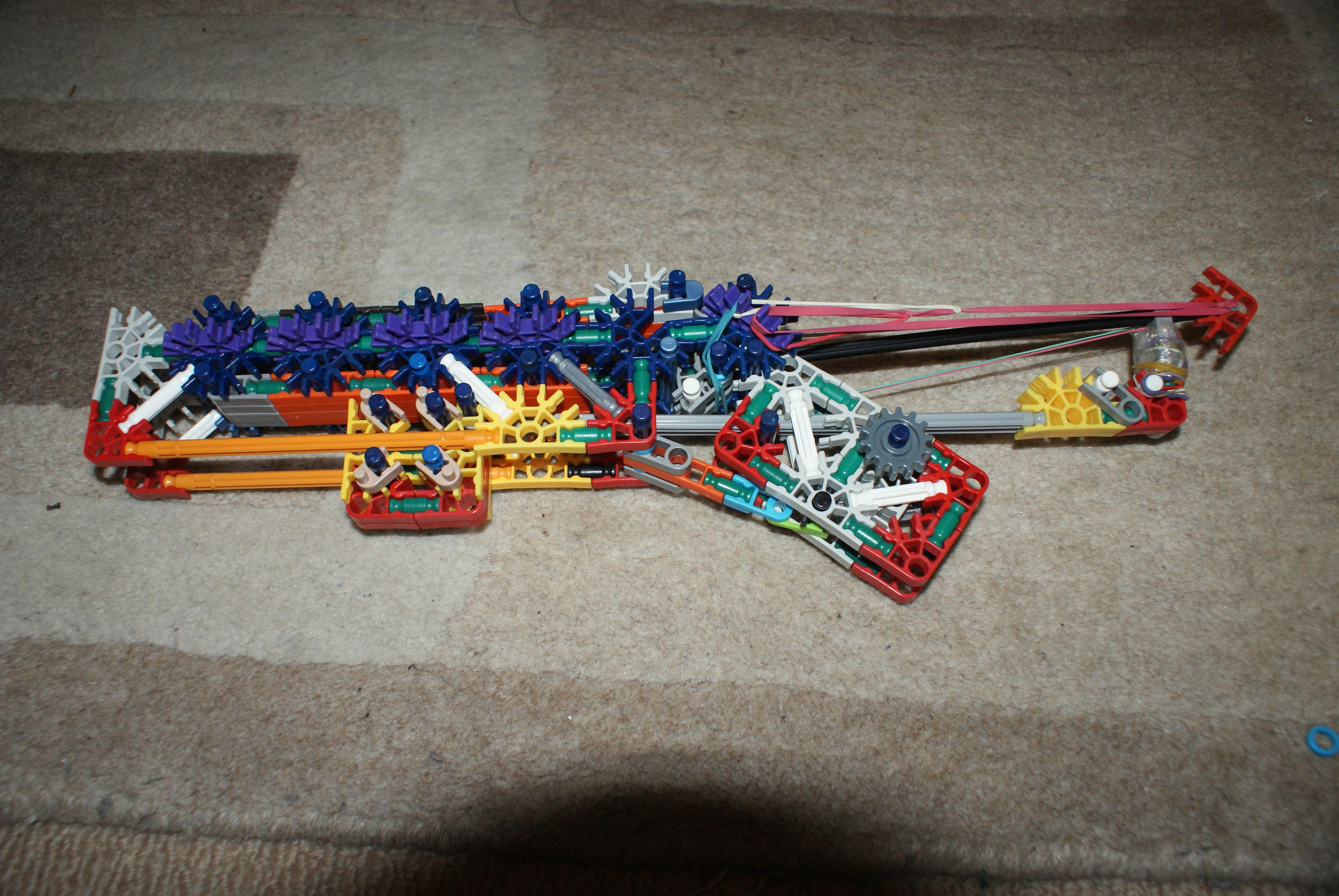 Picture of K'nex Pistol Shotgun Shorty