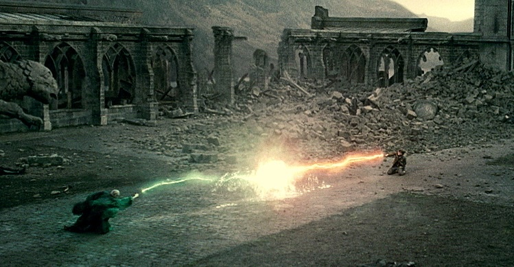 Picture of Harry Potter Wand Effects