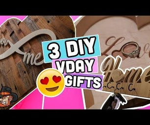 3 DIY Valentine's Day Gift Ideas