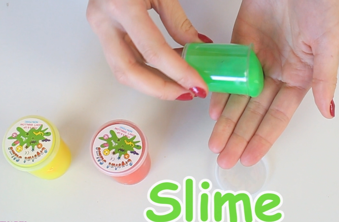 Picture of Clay Slime Surprise