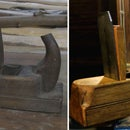 Historic Wooden Toothing Plane Restoration