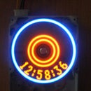 Propeller Clock (from an old HDD)