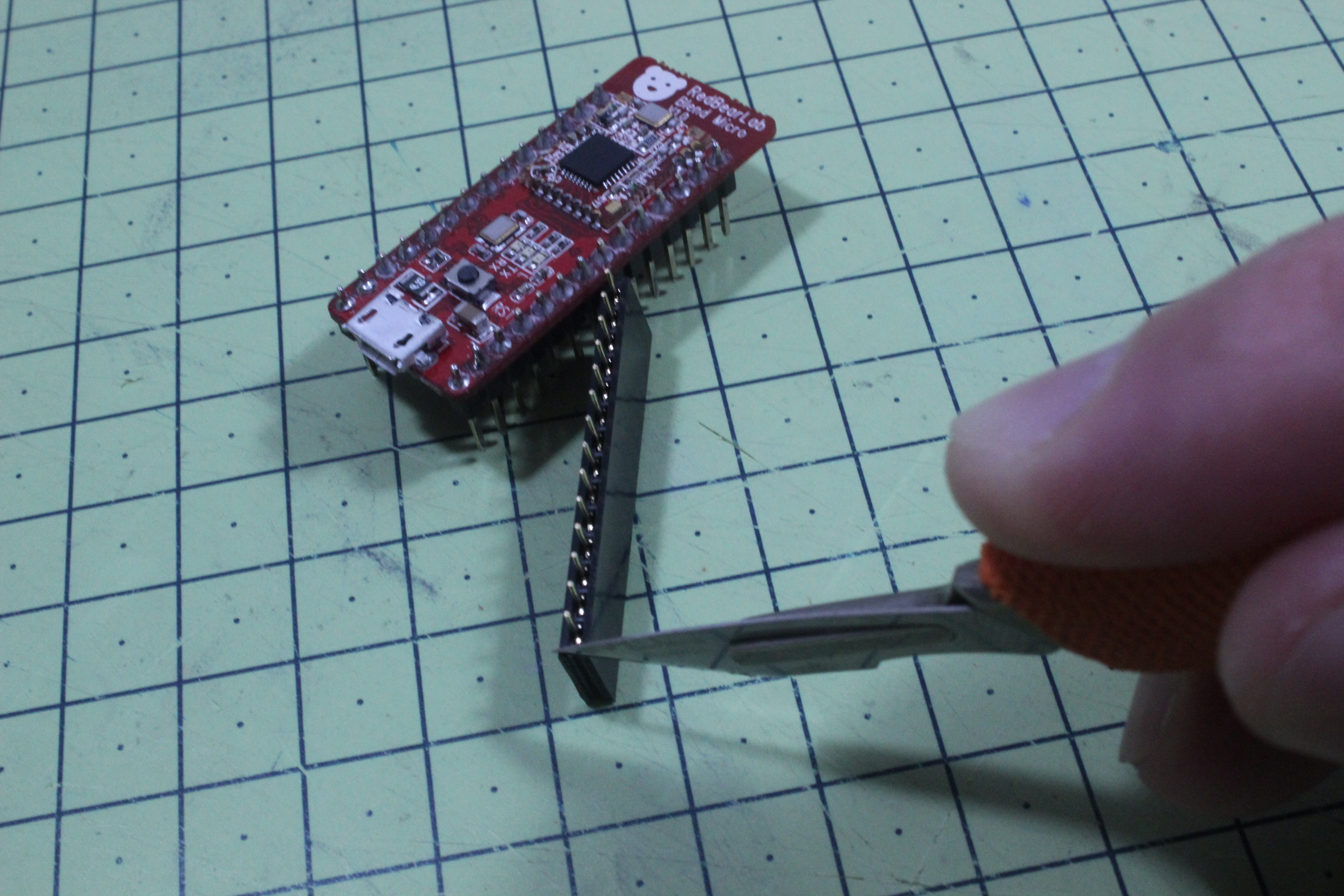 Picture of Prepare the Blend Micro