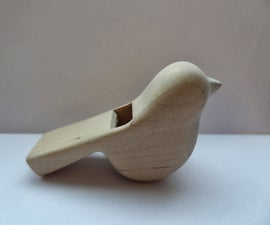 Make a Bird Whistle