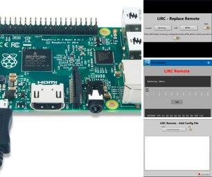 LIRC - LabVIEW - Raspberry Pi