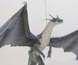 Drakan - Grey Dragon