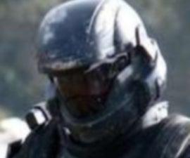 Halo ODST Armor: Helmet - Part 1 of 5 of ODST Armor Build