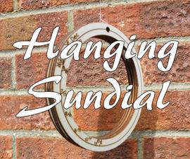 Hanging Sundial