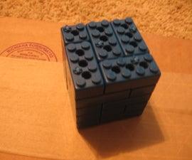 Lego/knex bricks soma or puzzle cube!