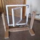 Make A Rotational Casting Machine  For Under $150
