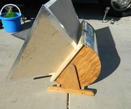 "The ""Solar Baby 2 "" Solar Oven."