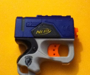 Nerf Reflex: How to Add Recoil-SIMPLE!