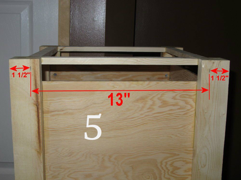 Picture of Starting the Sign Box Part 1