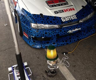 TurboCharger Lamp