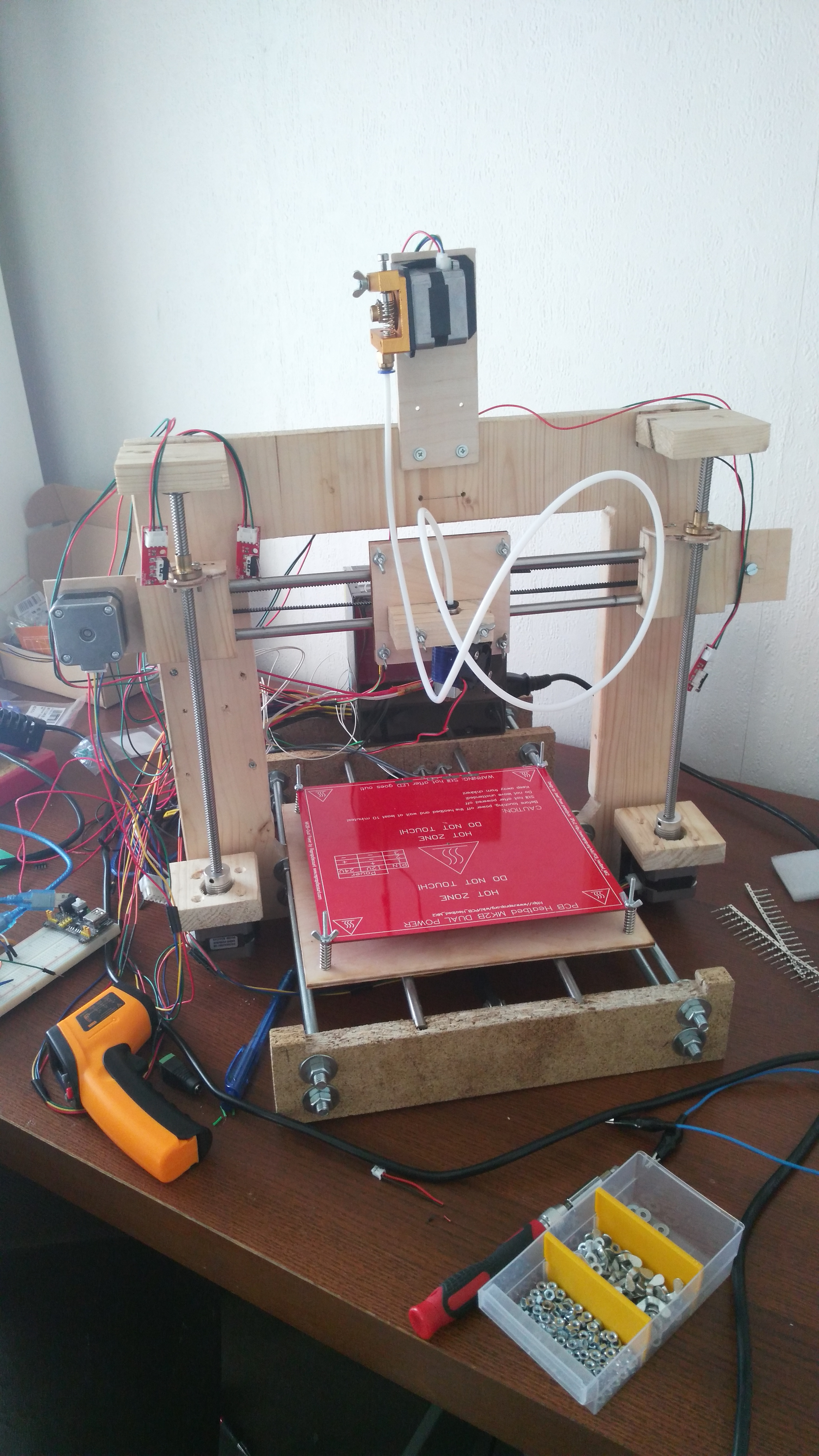 Picture of Finish and Start Printing