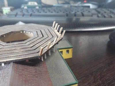 The Deck Needs a Hand Rail