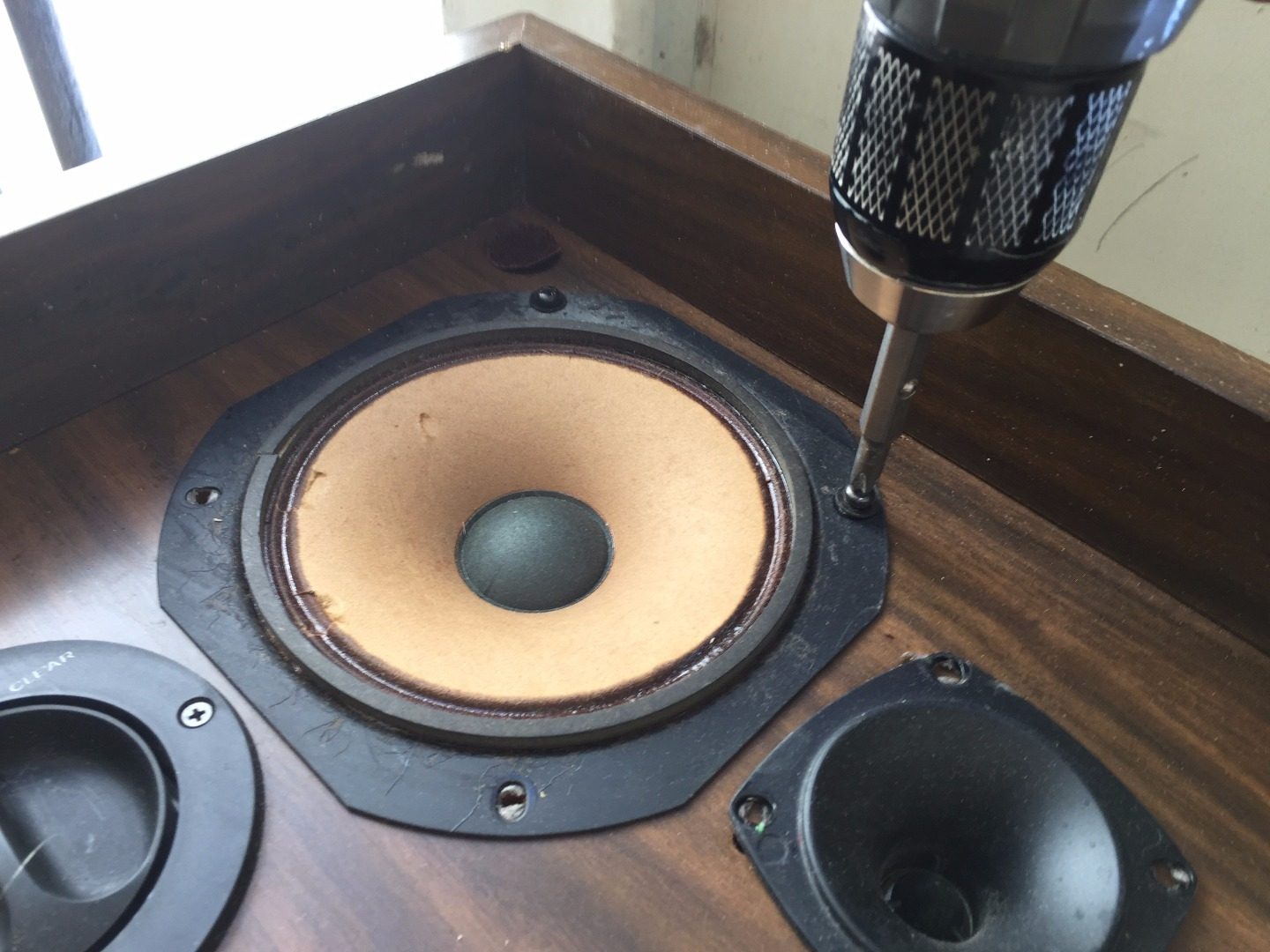 Picture of Tear Apart Speakers