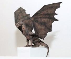 Drakan - Arokh Statue