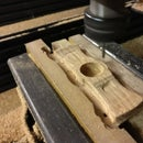 CNC Soft Jaw Vice