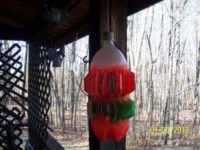 Hang Your Wind Turbine Outside