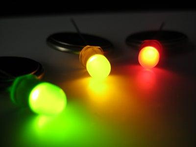 Single LED (& LED Throwies!)