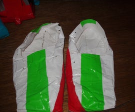 duct tape shoes!!!!