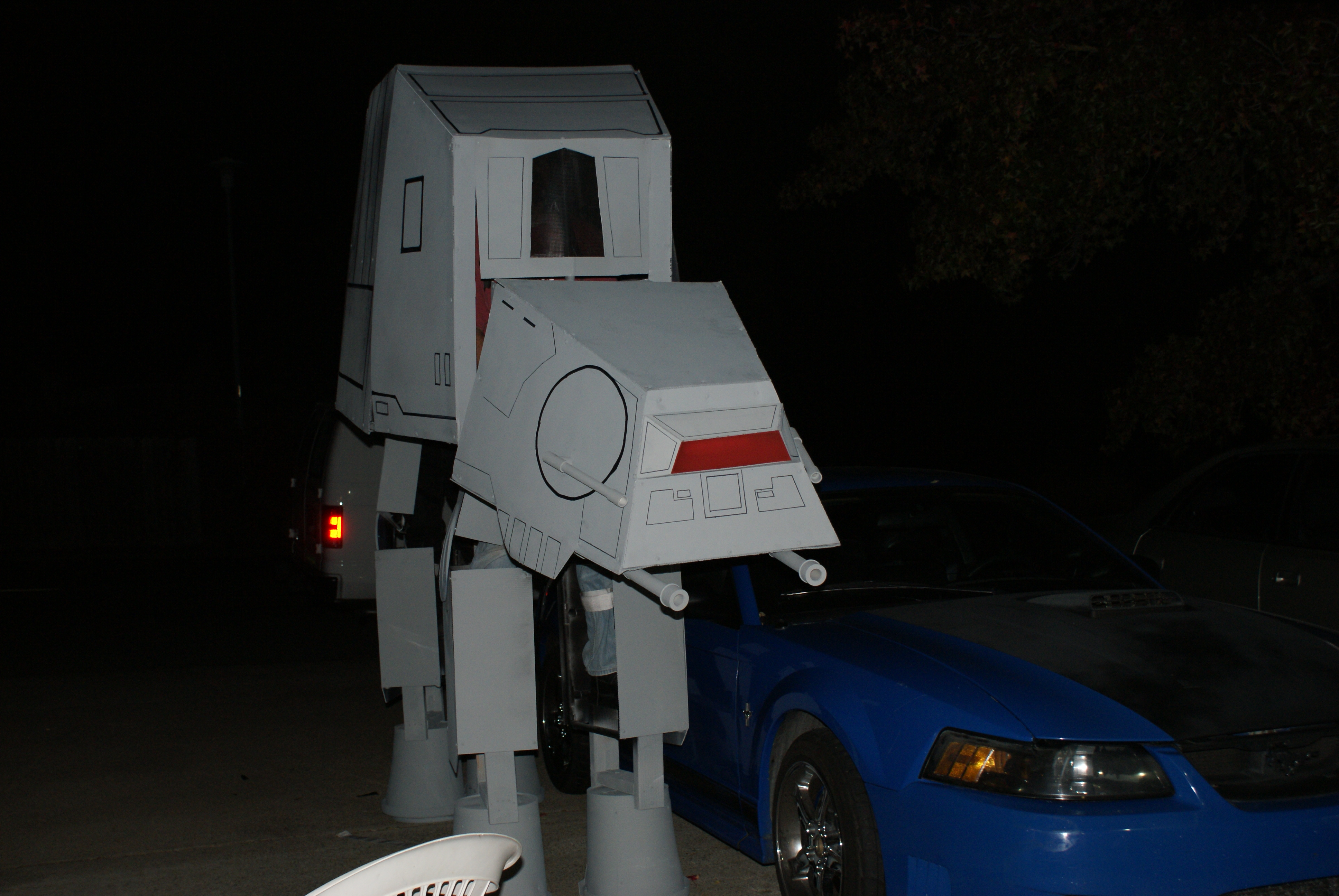 Picture of Starwars ATAT Imperial Walker Build