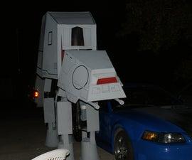 Starwars ATAT Imperial Walker build