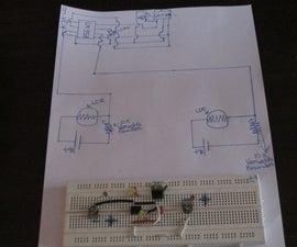 How to make an Light sensor and Dark sensor
