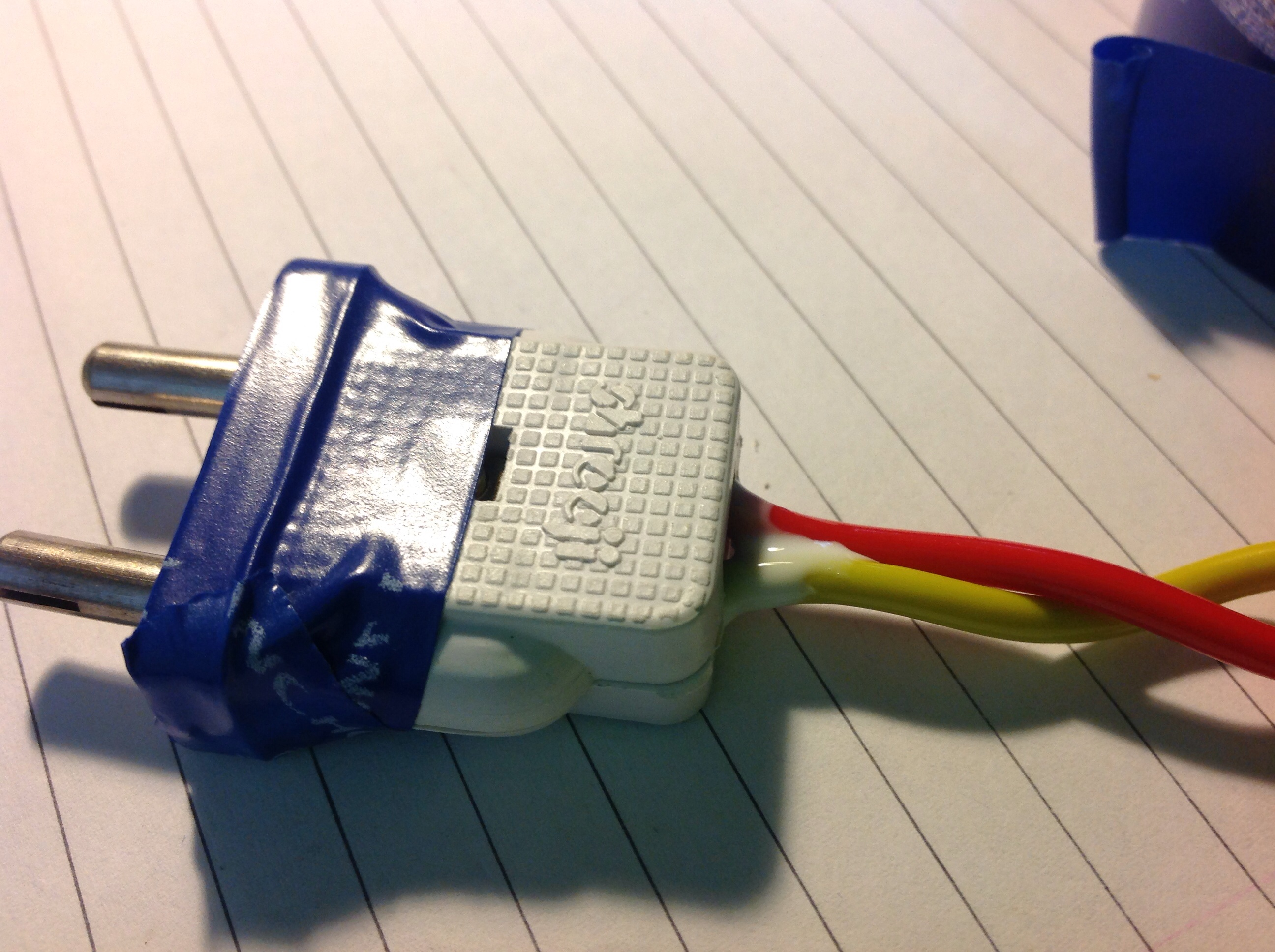 Picture of Touch Controlled Light:- Adding a Relay...