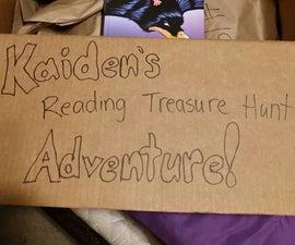 Reading Adventure Treasure Hunt