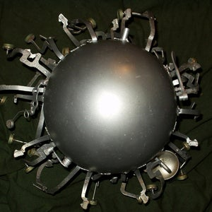 THE HOLLOW STEEL BALL