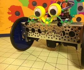 Bumbley - The little servo robot
