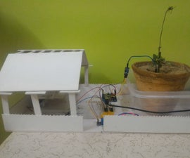 Automatic Irrigation and Fish Feeder