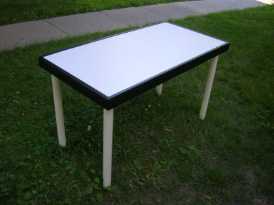 Project Bench (instruc-Table!)