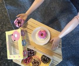 Miniature Donuts + FREE PRINTABLE