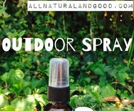Outdoor Spray