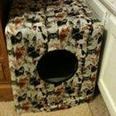 Fun and Functional Cat Litter Box cover