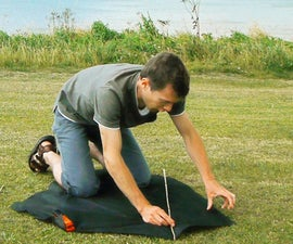 Make a Kite in Five Minutes