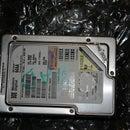 Taking apart a hard drive