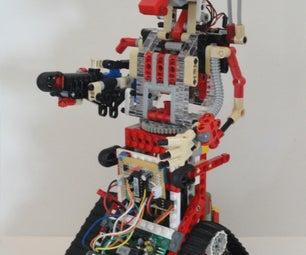 R/C LEGO® Dart Shooter Droid