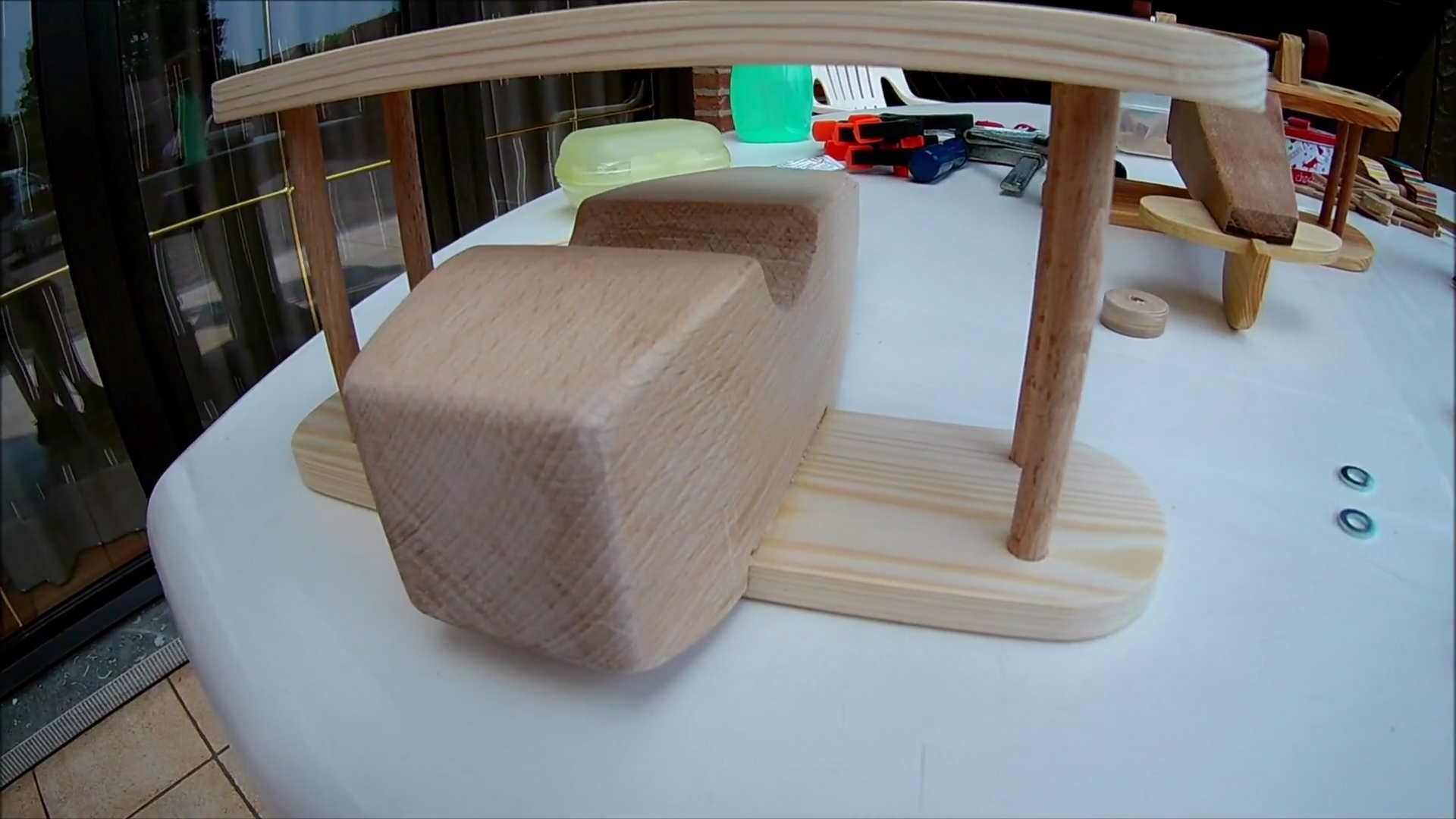 Picture of Step 4: the Assembly