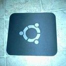 Show your enthusiasm with an Ubuntu Linux Mousepad!
