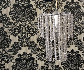 Shiny and Expensive Looking Chandelier