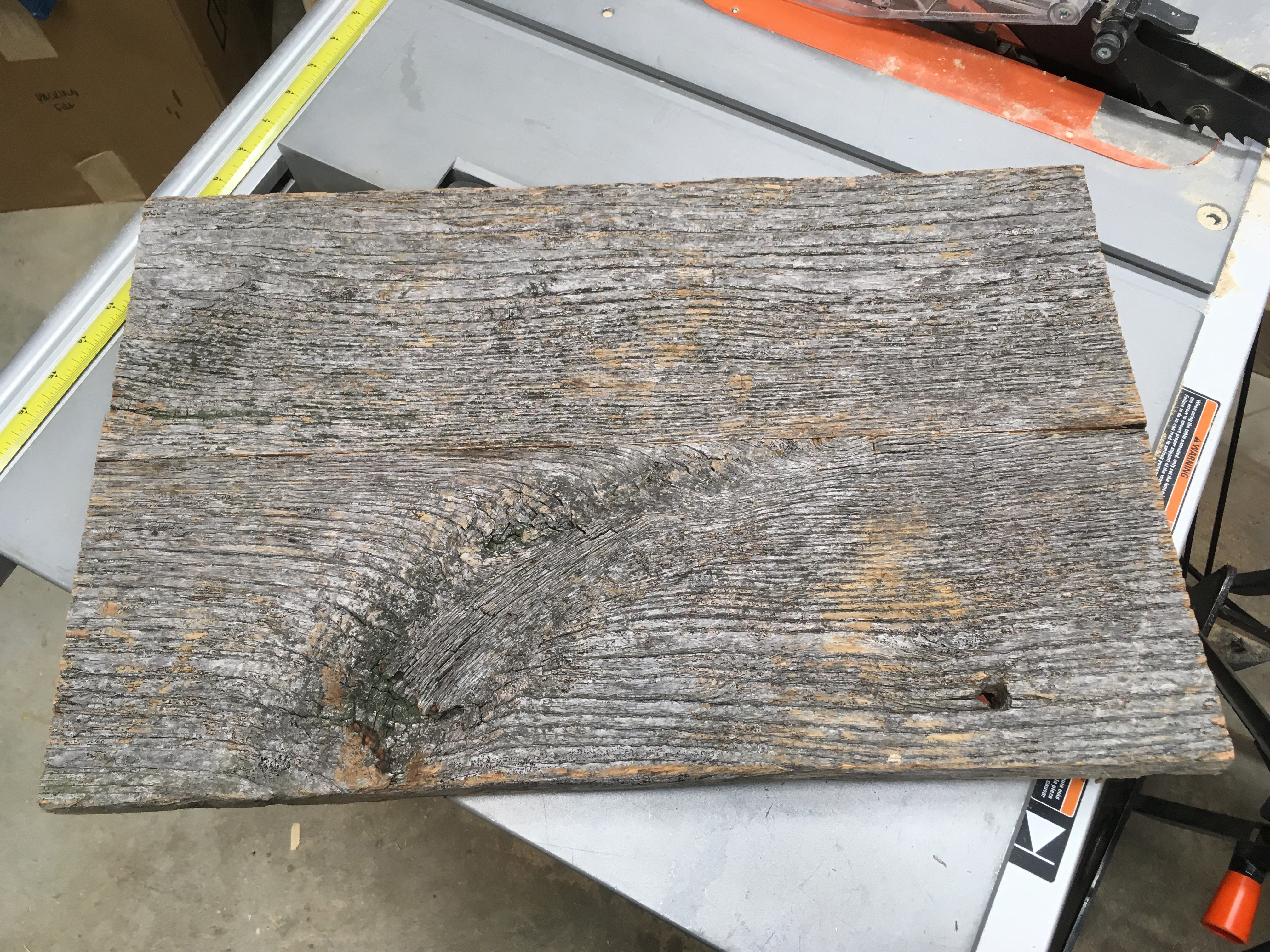 Picture of Wood Body Preparation: Face